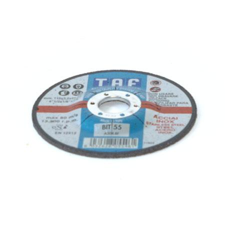 DISCOS H� 115X3 TAF