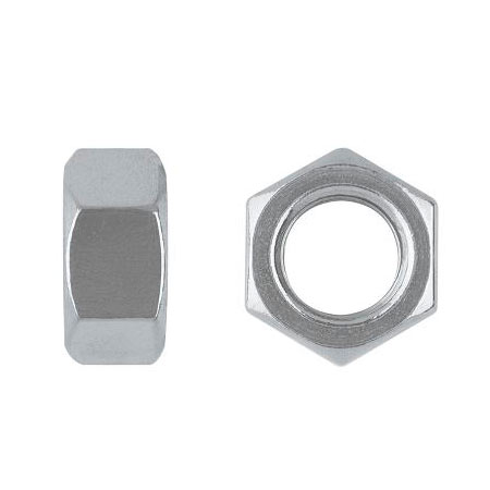 Tuerca hexagonal DIN 934 inox. A4