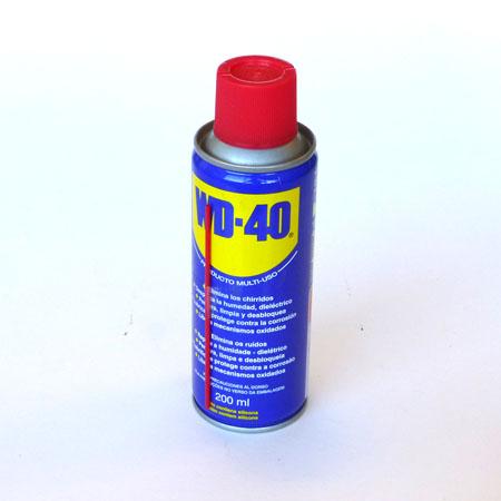 AFLOJATODO WD-40 200 ml.