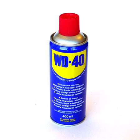 AFLOJATODO WD-40 400 ml.