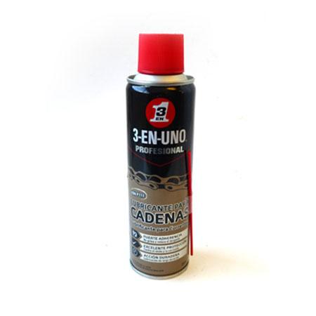 LUBRICANTE DE CADENAS  - Spray 250 ml. X 6